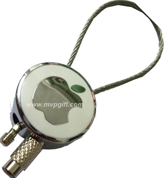 apple keychain. apple iphone key chain(m-mk17) keychain